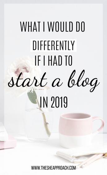 How This PRO Blogger Would Start A Profitable Blog From The Beginning