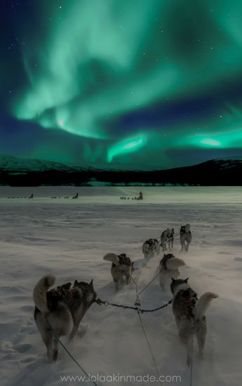 How to photograph the Northern Lights in Sweden