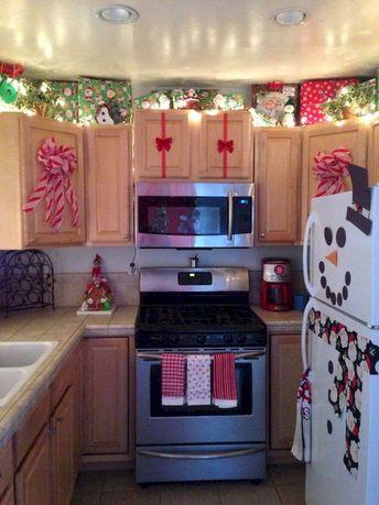 35 Amazing Christmas Apartment Decorating Ideas - Wholehomekover