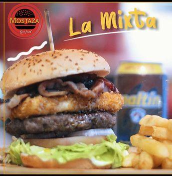 THE MIXTA  Te presentamos la consentida La mixta combinada con Carne pollo y full tocineta  - PRUEBALA YA -  David - Chiriqui (Av. F sur San Mateo al lado del Pio pío)   MOSTAZA FAST FOOD  #Mostaza #grill #panama #parilla #burger #queso #menu #food #foodies #pty #foodblogger #big #fun #city #foodstyling #cheddar #comer #instagood #pic #tocineta #healthyfood #family #eat #comida #hothothot #dog #bacon #mix #chicken #healthyfood #foodie #healthy #food #foodporn #healthyeating #instafood #fitness #
