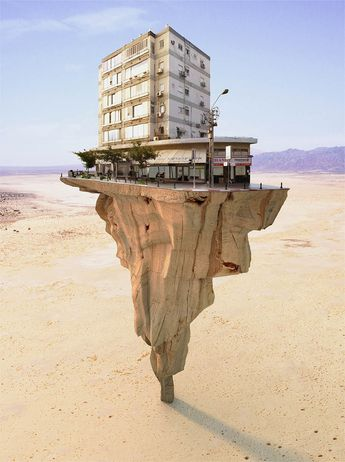 Gallery of Victor Enrich Transforms Architectural Images Into Optical Illusions - 34