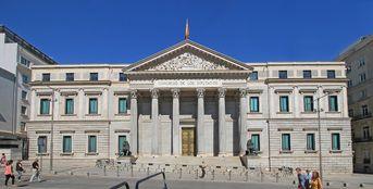 Congreso de los Diputados (España) 17 - Palacio de las Cortes, Madrid - Wikipedia