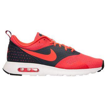 Nike Air Max Tavas Men's Running Shoes BlackDark GreyWhite sku:42781002