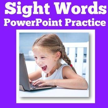 Sight Word Practice for Kindergarten | Kindergarten Sight Word Games