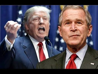 Trump To George W. Bush: Iraq War Was 'The Single Worst Decision Ever'