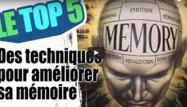 TOP 5 des techniques de mémorisation