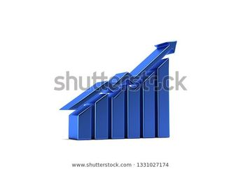 Business Graph Success Business 3d Render Stock Illustration 1331027174  #finance #bar #financial #chart #graph #stock #wallstreet #share #grow #growing #logo #usa #europe #america #interest #rates #federal #up #low #economy