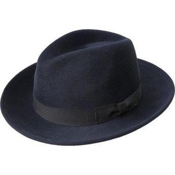 929317be93da5 sombrero  negro ala corta  hipster funky derby unisex  roc