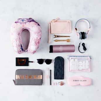 My Carry-On Essentials for Long Haul Flights