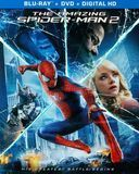 The Amazing Spider-Man 2 [3 Discs] [Includes Digital Copy] [Ultraviolet] [Blu-ray/DVD] [2014]