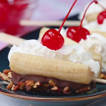 This Banana Split On A Stick Is A Must Try Twist On The Classic