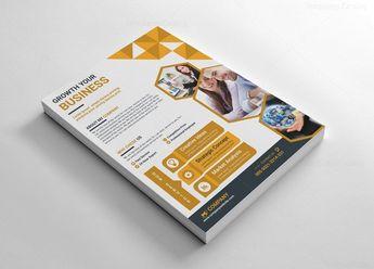 Dentist Flyers Design Template 002604 - Template Catalog