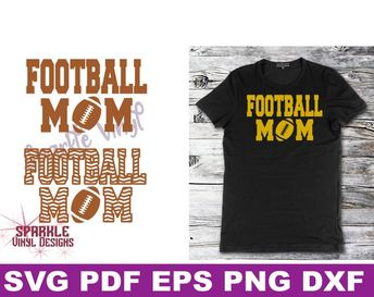 bc7a8085 Football Mom SVG, svg football, football svg files for cricut, football svg  cut