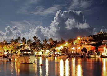 Flatts Village, Bermuda.