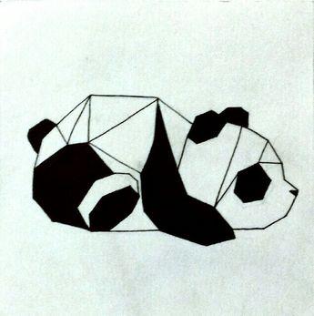 Панда графика