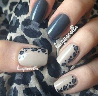 Lovely Nails Art Design Ideas Suitable Cold Weather 09