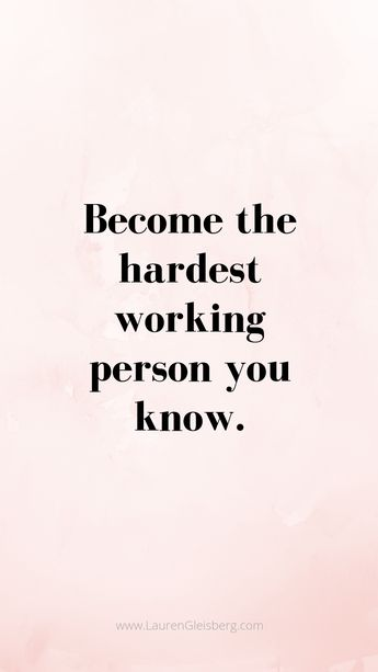 BEST MOTIVATIONAL & INSPIRATIONAL GYM / FITNESS QUOTES - become the hardest working person you know