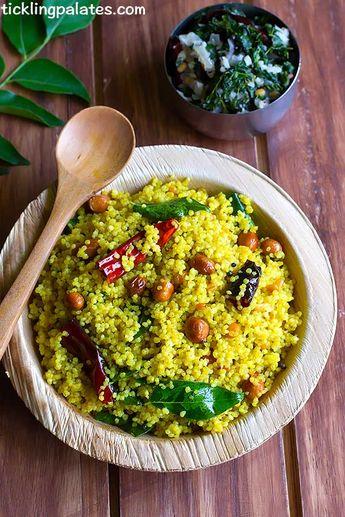 Mixed Millet Puli Sadam