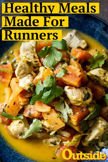 Perfect Meals for Before and After Running