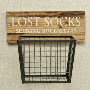 Lost Socks Basket