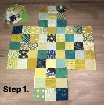 The Glorified Scrap Basket tutorial – Sewsewmaria