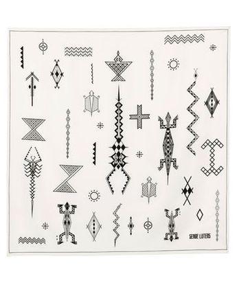 Tatouage Berbere Tatouages Et Culture Berbere Kabyle Ama
