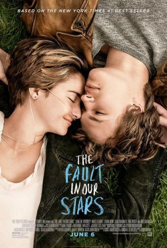 Fault In Our Stars The Movie poster 24inx36in Poster