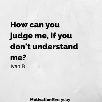 Never judge anyone, everyone is fighting a battle. Even if you want to judge someone or form an opinion of someone, try to understand  their story of life first, their battles.  .  .  .  . #motivation #quote #quotes #quoteoftheday #selfimprovement #thought #teamself #selfhelp #wisdom #creativity #great #follow #motivationalquote #education #instadaily #mindset #inspiration #selfcare #life #motivateyourself #word #cool #amazing #discipline #thursdaymotivation #thursdaythoughts