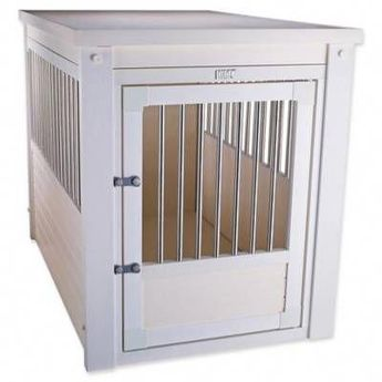 Plans to build your own Wooden Double Dog Kennel - DIY Pla