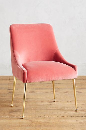 Velvet Elowen Chair