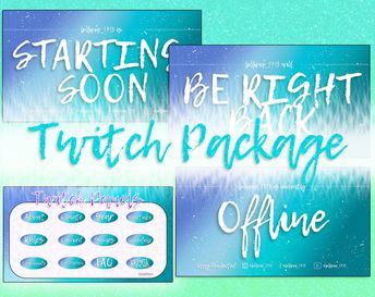 Recently shared twitch panels cute ideas & twitch panels cute