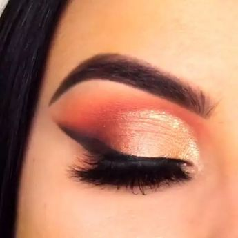 35+ Top Rose Gold Makeup Ideas To Look Like A Very Beautiful Goddess #makeupideas #makeuptrend ~ inspiration77.com