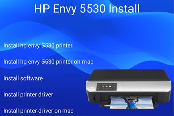 How to connect HP Deskjet 2132 printer to computer