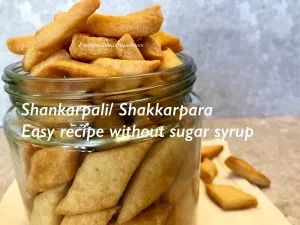 Shakkarpara/Shankarpali/Meethe Pare - Food, Fitness, Beauty and More
