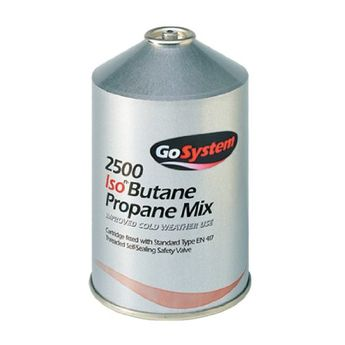 GO GAS PIERCEABLE CARTRIDGE 190G--139 48