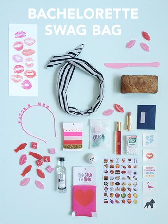 Bachelorette Swag Bag