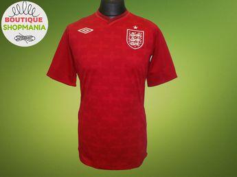 bed72ccfd40 ENGLAND National Away 2012-2013 (S-M) Umbro Football Shirt Jersey Camisa   Umbro