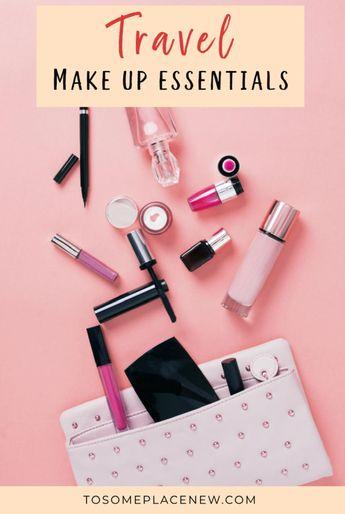 Best Travel Makeup Kit Essentials for your next trip