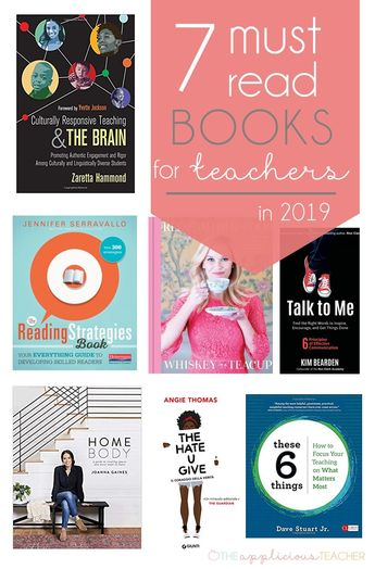 7 Must Read Books for Teachers in 2019