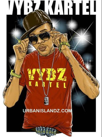 Squash ft Vybz Kartel - Can't Be The Same