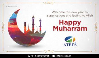 Happy Muharram!!