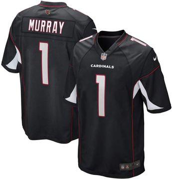 Nike Kyler Murray Arizona Cardinals 2019 NFL Draft First Round Pick Game Jersey - Black