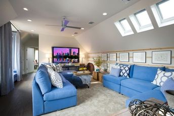 Pictures of the HGTV Smart Home 2015 Loft