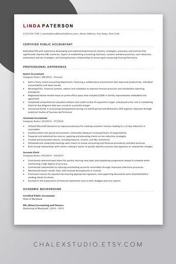 Ats Resume Template | Simple Resume Template