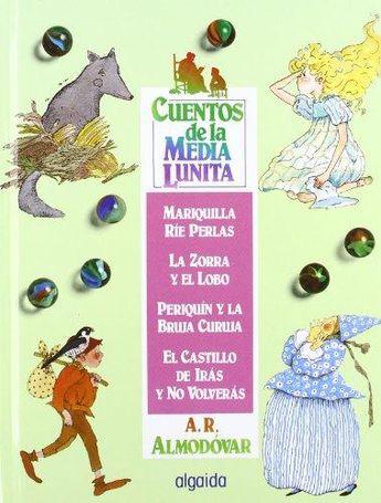 Contiene el cuento Periquín y la bruja Curuja. Cuentos de la Media Lunita vol. 3.