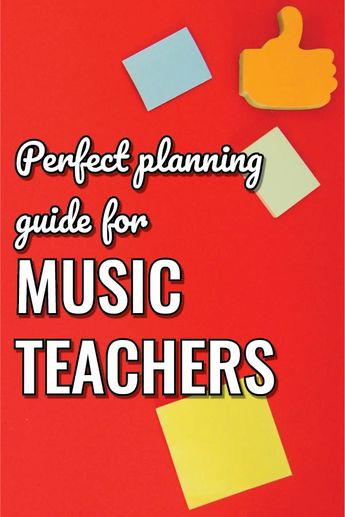 2019 Piano Teacher Planner for a New Year Headstart - Colourful Keys