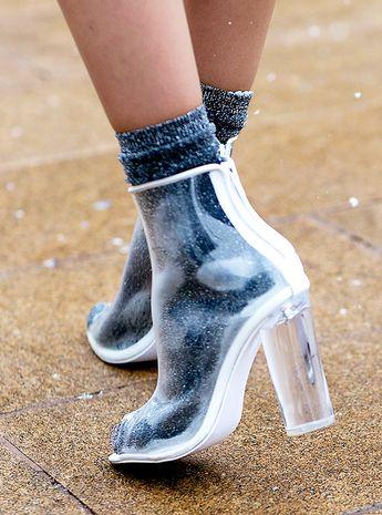 Street style: les chaussures préférées des fashionistas