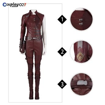 Nebula Costume Cosplay Suit Avengers Endgame For Woman