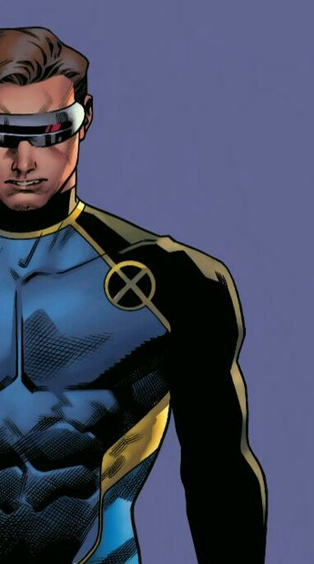 X-Men Blue - Cyclops