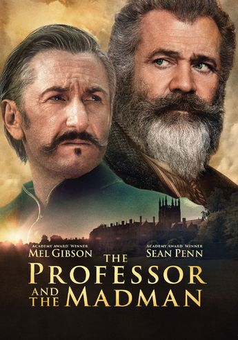 The Professor and the Madman [DVD] [2019]
